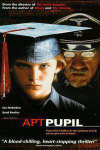 Apt Pupil main cover