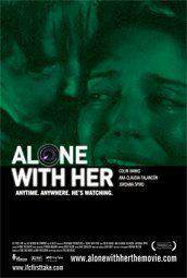 Alone with Her main cover