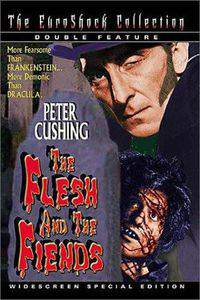 The Flesh and the Fiends main cover
