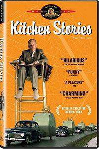Kitchen Stories main cover