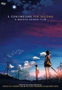 5 Centimeters Per Second main cover