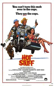 Hot Stuff main cover