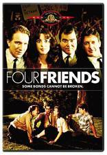 four_friends_georgia_s_friends movie cover