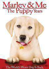 marley_me_the_puppy_years movie cover