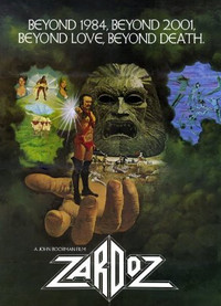 Zardoz main cover