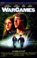 wargames movie cover