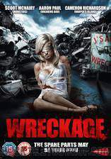 wreckage movie cover