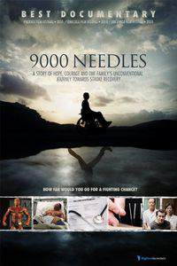 9000 Needles main cover