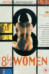 8 ½ Women main cover