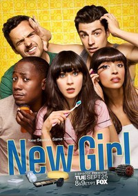 New Girl movie cover