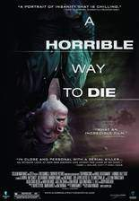 a_horrible_way_to_die movie cover