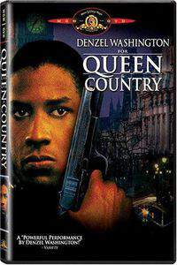 For Queen & Country main cover