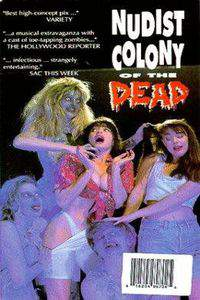 Nudist Colony of the Dead main cover