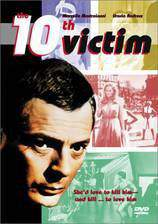 the_10th_victim movie cover
