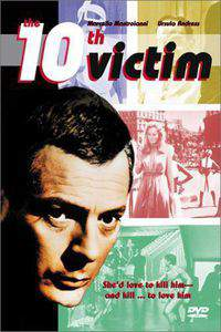 The 10th Victim main cover