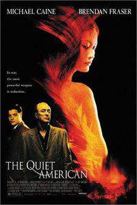 The Quiet American main cover