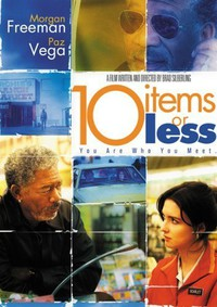 10 Items or Less main cover