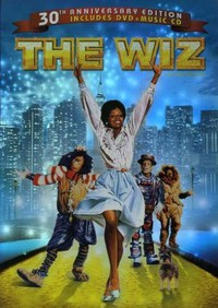 The Wiz main cover