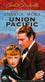 union_pacific movie cover