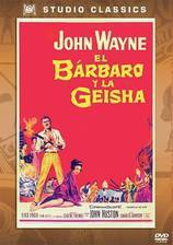 the_barbarian_and_the_geisha movie cover