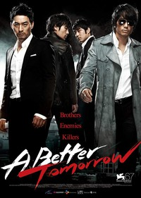 A Better Tomorrow main cover