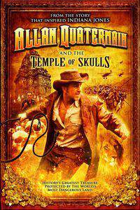 Allan Quatermain and the Temple of Skulls main cover