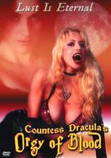 Countess Dracula's Orgy of Blood movie cover