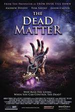 the_dead_matter movie cover