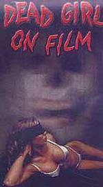 Dead Girl on Film movie cover