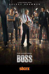 Boss movie cover
