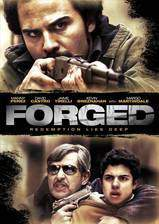 forged movie cover