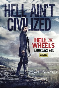 Hell on Wheels movie cover