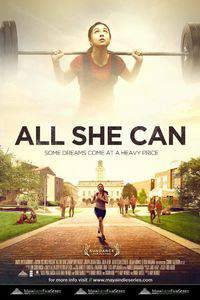 All She Can main cover