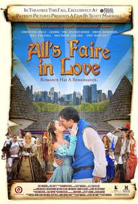 All's Faire in Love main cover