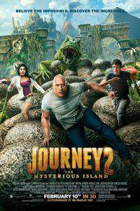 Journey 2: The Mysterious Island main cover