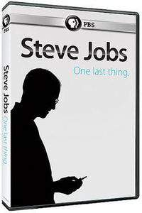 Steve Jobs: One Last Thing main cover