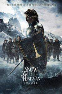 Snow White and the Huntsman main cover