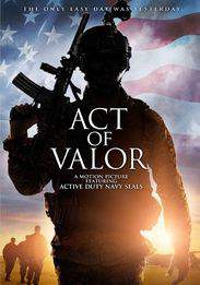 Act of Valor main cover