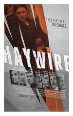 haywire movie cover