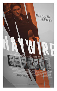 Haywire main cover