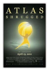 Atlas Shrugged: Part I main cover