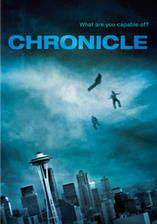 chronicle movie cover
