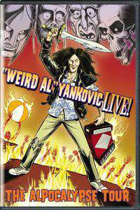 'Weird Al' Yankovic Live!: The Alpocalypse Tour main cover