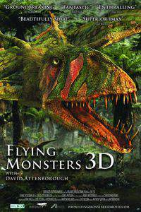 Flying Monsters 3D with David Attenborough main cover