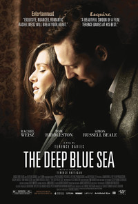 The Deep Blue Sea main cover