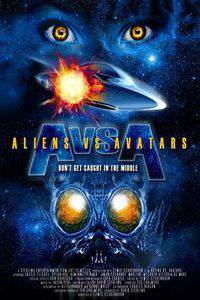 Aliens vs. Avatars main cover