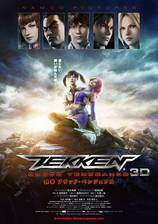 tekken_blood_vengeance movie cover