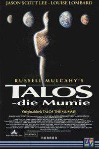 Tale of the Mummy main cover
