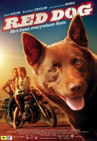 Red Dog main cover