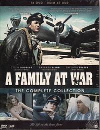 A Family at War movie cover